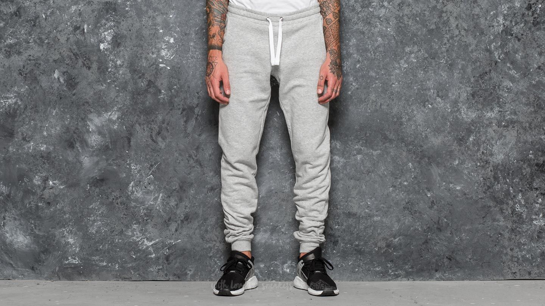FILA Classic Slim Pants Light Grey Melange Bros