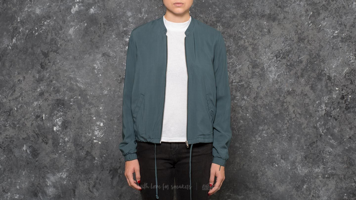 Bombery Wemoto Ray Jacket Dark Green