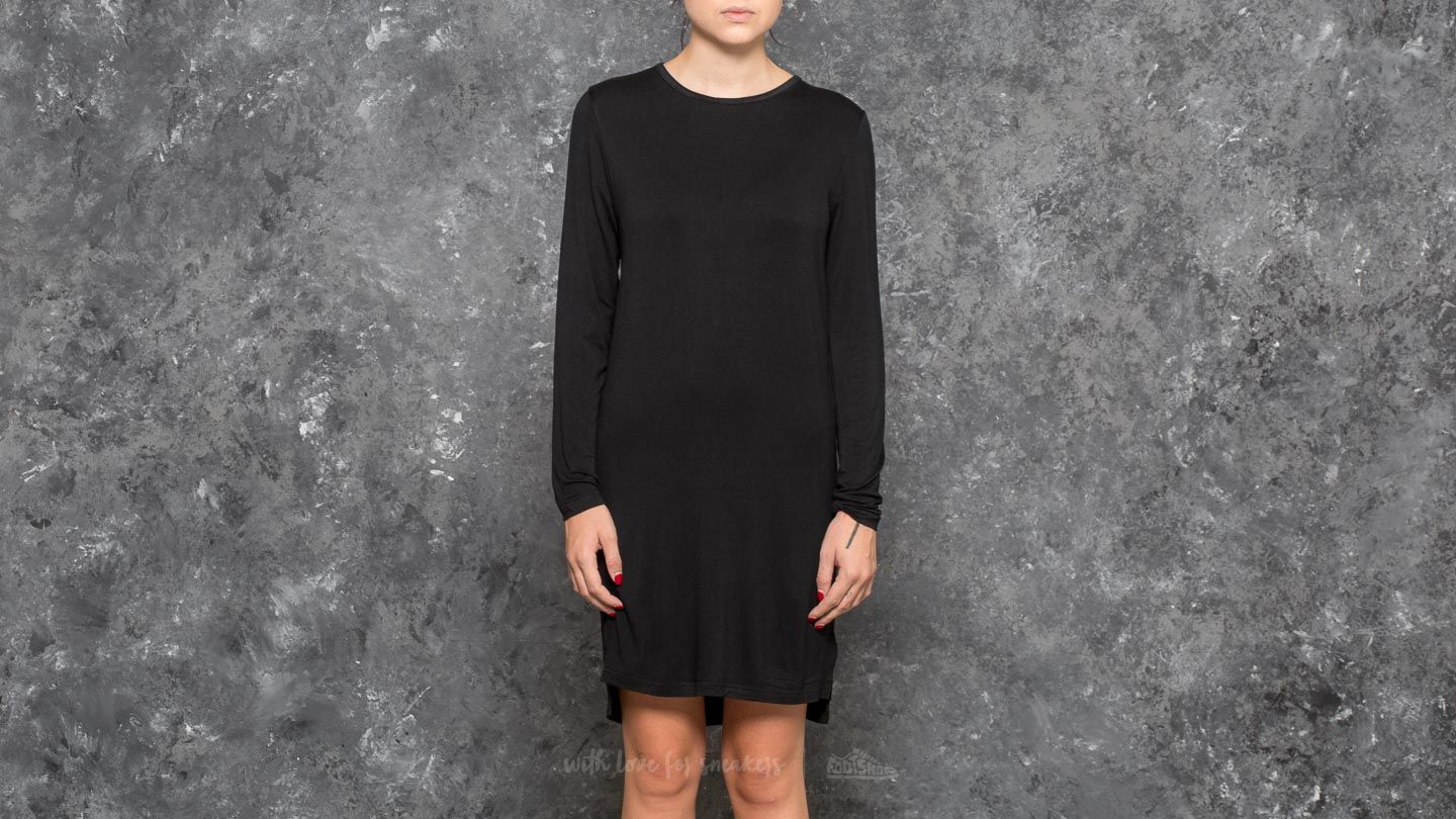 Šaty Wemoto Pilar Dress Black