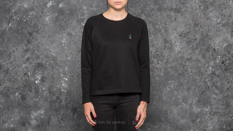Wemoto Janna Sweat Pullover Black za skvělou cenu 759 Kč koupíte na Footshop.cz