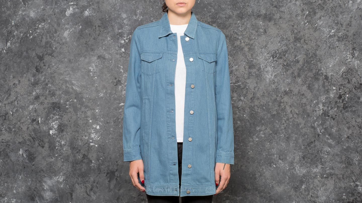 Bundy Wemoto Mimi Jacket Blue Denim