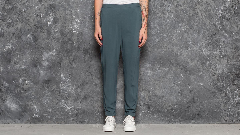 Džíny a kalhoty Wemoto Mascis 2 Pant Dark Green