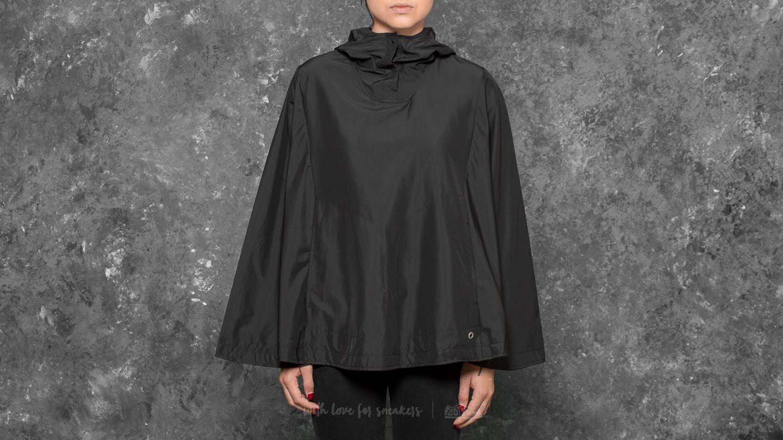 Herschel Supply Co. W Voyage Poncho Jacket Black za skvělou cenu 1 290 Kč koupíte na Footshop.cz