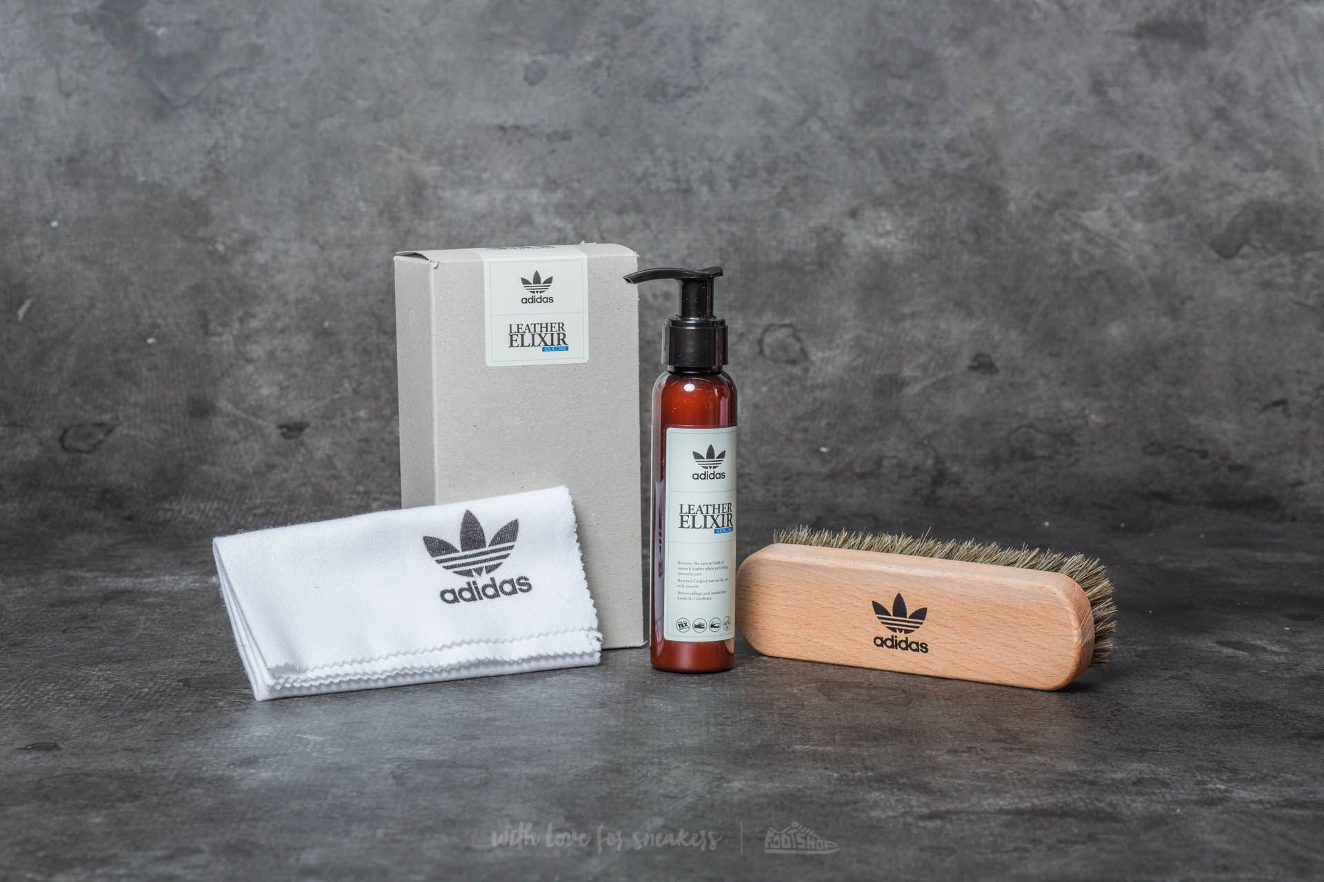 adidas Leather Elixir Shoe Care