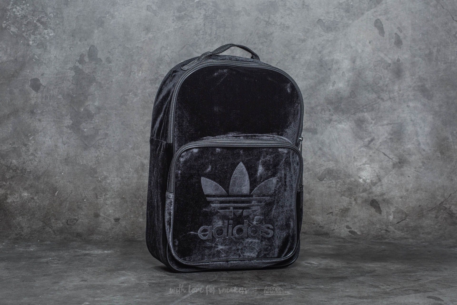 df8dd6056d4e adidas Velvet Vibes Backpack Black