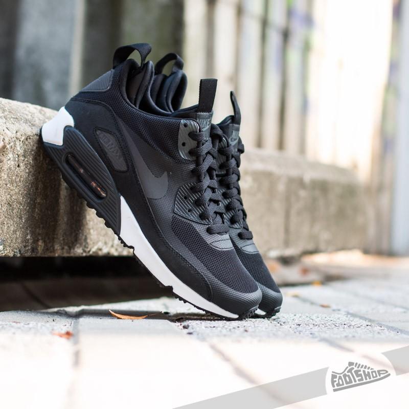 the best attitude 97105 249b5 Nike Air Max 90 Sneakerboot NS Black