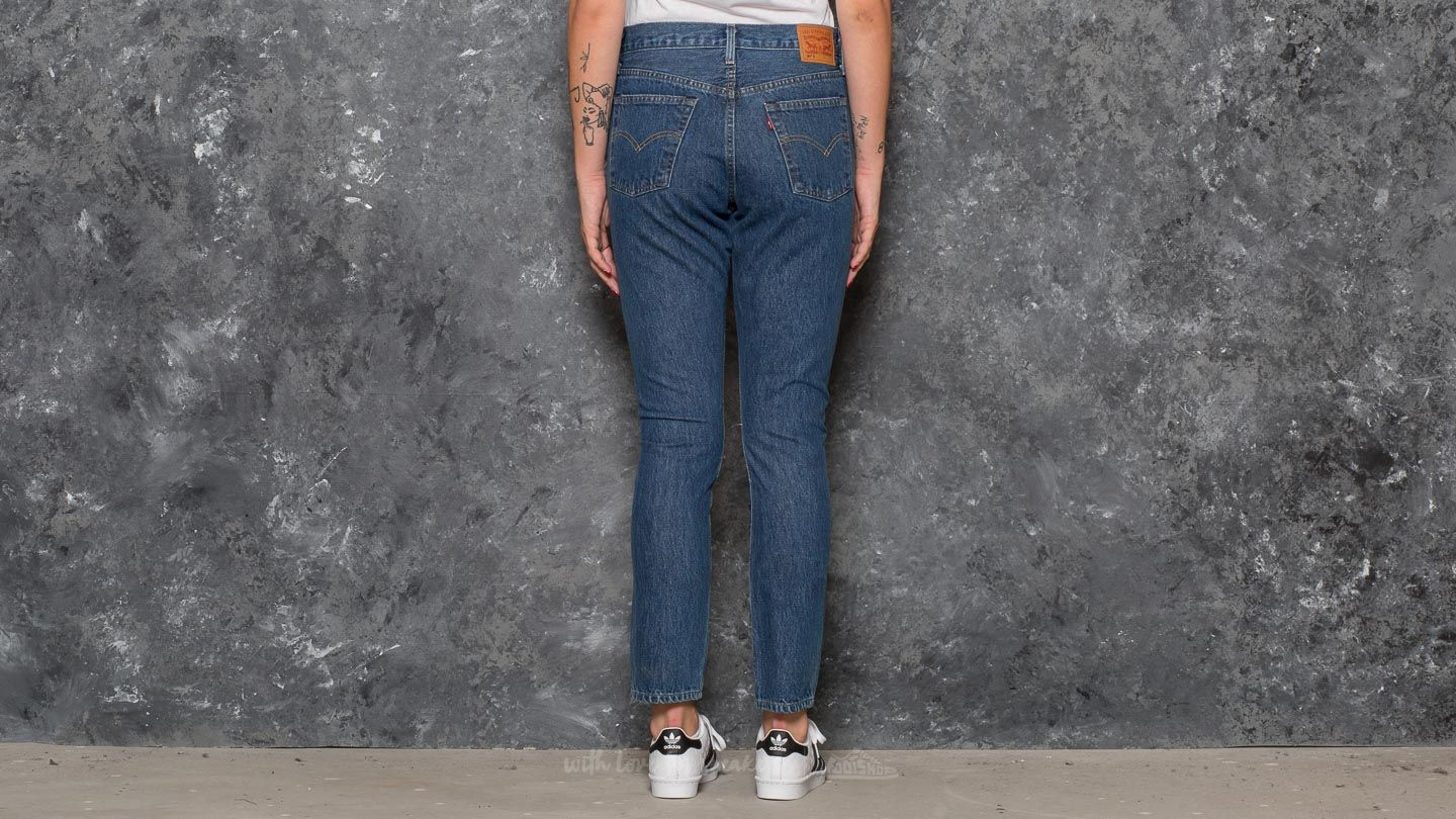53f87d30 Levi's® 501 Skinny Jeans Pop Rock at a great price $60 buy at Footshop