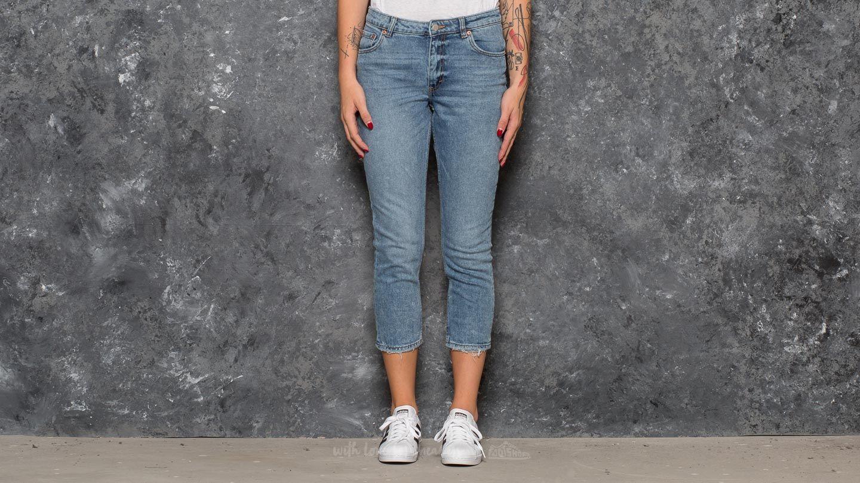 Cheap Monday Revive Jeans Washed Blue za skvělou cenu 710 Kč koupíte na Footshop.cz