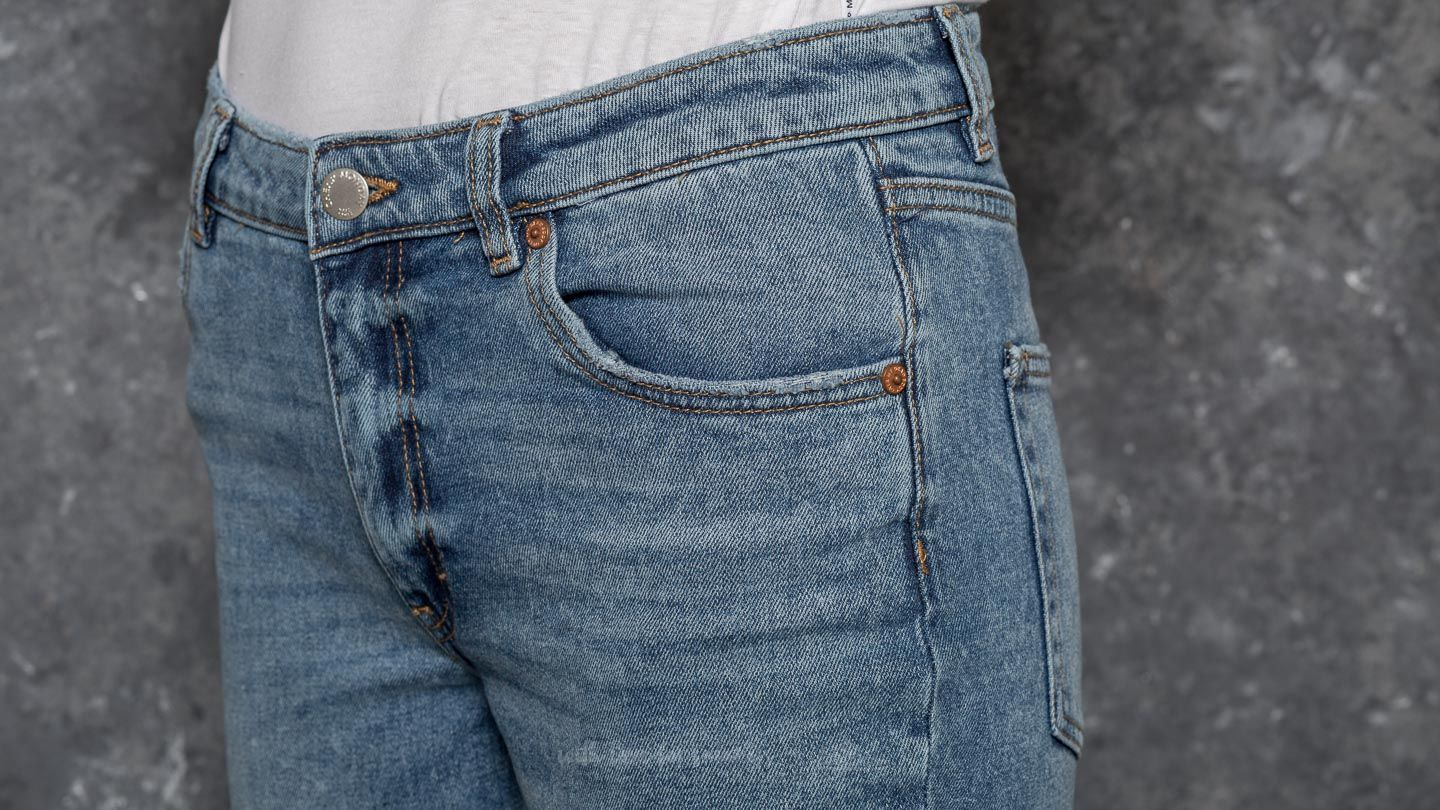 Cheap Monday Revive Jeans Washed Blue at a great price £24 buy at Footshop 65dab932ae6