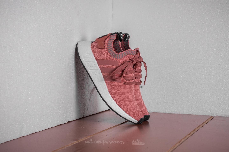 0c0a51225 adidas NMD R2 Primeknit W Raw Pink  Raw Pink  Grey Three