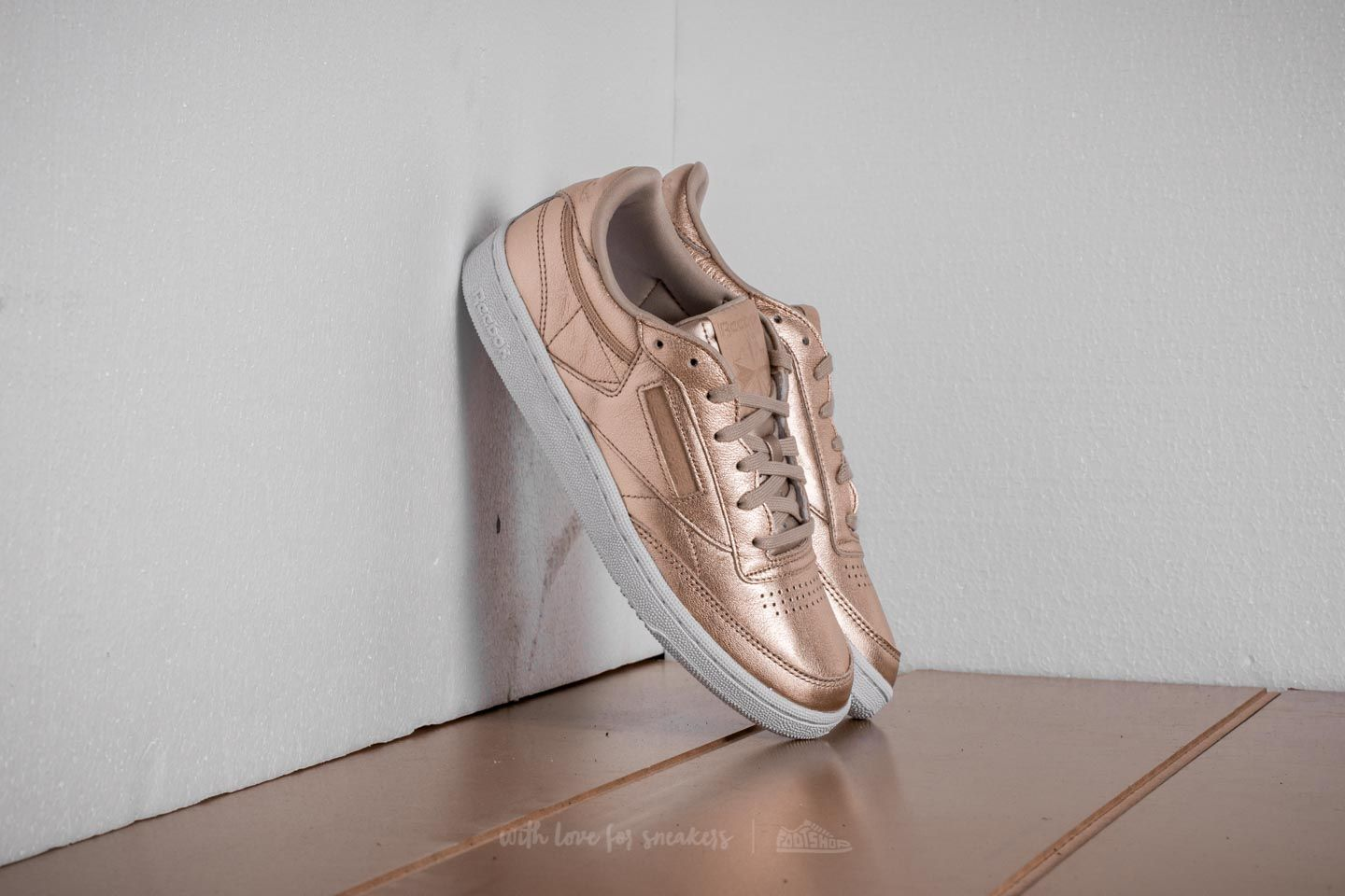 Women's shoes Reebok Club C 85 Melted