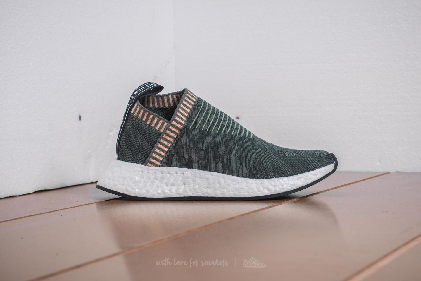 e64d95d3a7ba6 adidas NMD CS2 Primeknit W Trace Green  Trace Green  Trace Pink at a great  price