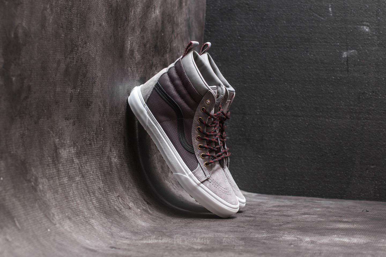 Vans SK8 Hi MTE Frost Gray Ballistic | Footshop