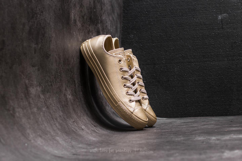 Converse Chuck Taylor AS OX Light Gold/ Light Gold