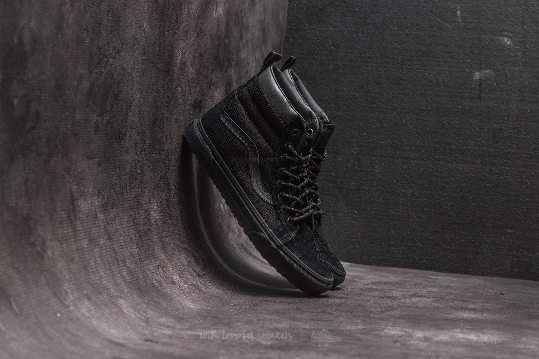 Men's shoes Vans SK8-Hi MTE Black