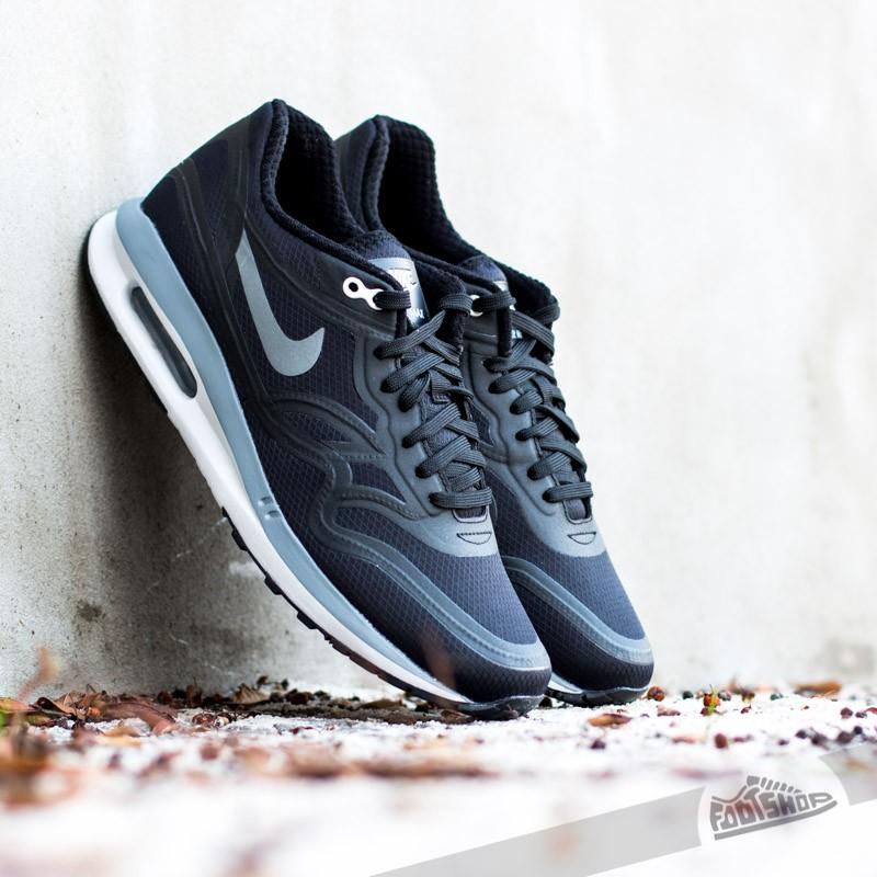 Nike Air Max Lunar1 WR shoes black grey