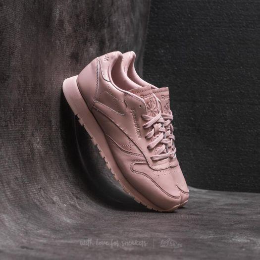 Popa gramática lechuga  Women's shoes Reebok Classic Leather IL Shell Pink