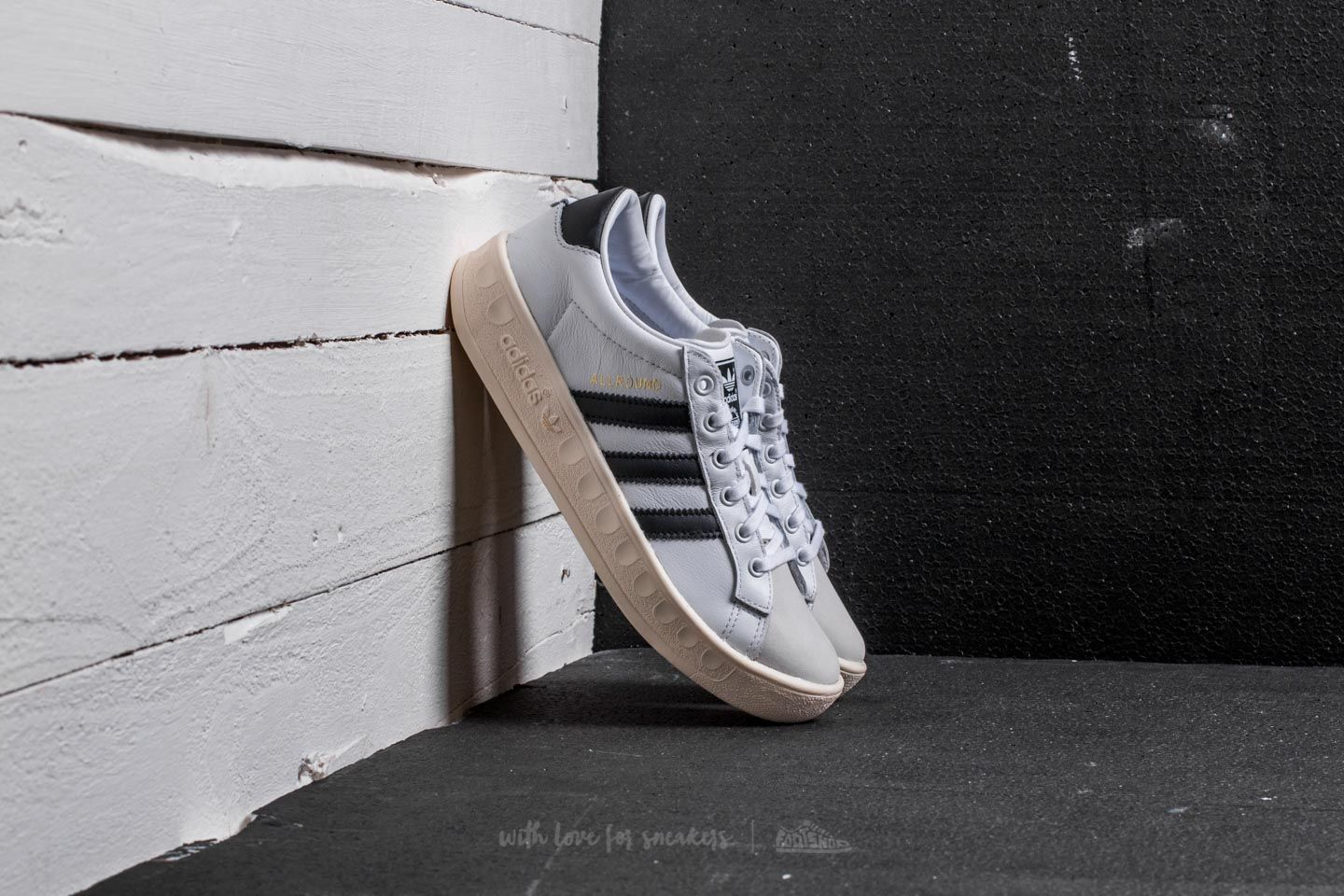 White Adidas Allround MetallicFootshop Ftw Black Core Low Gold wmNyv80nO