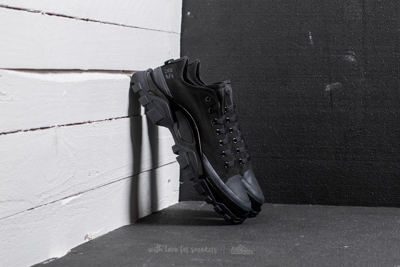 various colors 33b05 c7bc6 adidas x Raf Simons New Runner. Core Black  ...