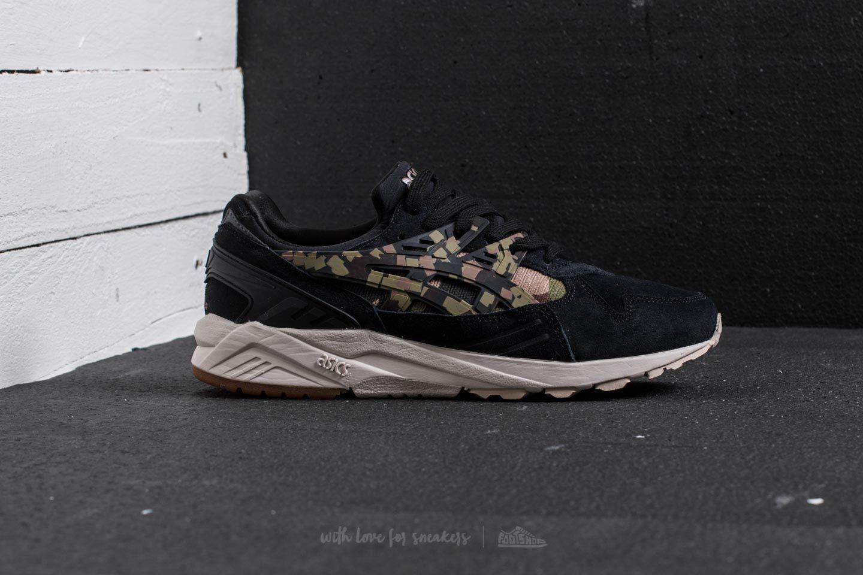 shoes Asics Gel-Kayano Trainer Black