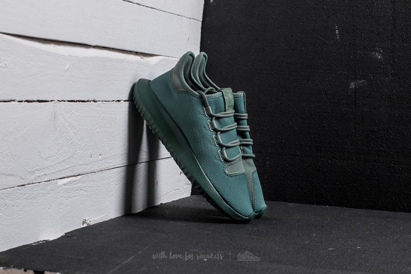 a47f04a26d2b7b adidas Tubular Shadow J Trace Green  Trace Green  Tactile Yellow ...