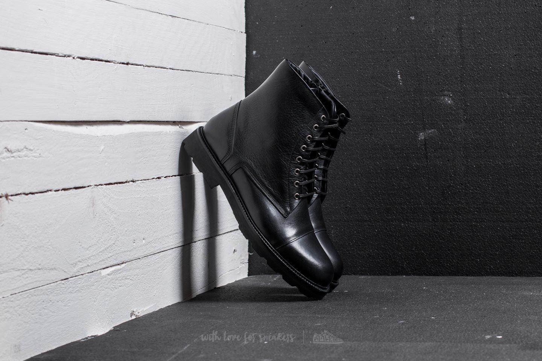 Royal Republiq Extend Utility Boot Black