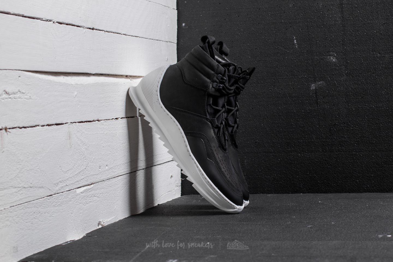 Filling Pieces Mid Altitude Heel Cap Tech Black za skvělou cenu 4 290 Kč koupíte na Footshop.cz