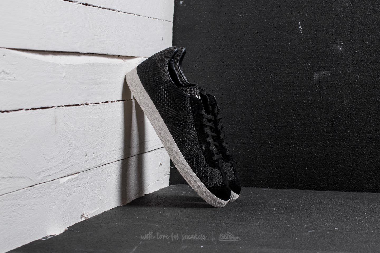 8ff547cfa50d adidas Gazelle Primeknit Core Black  Core Black  Off White