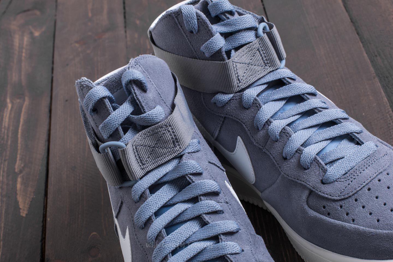 Nike Air Force 1 Ultraforce Hi Glacier Grey Summit White