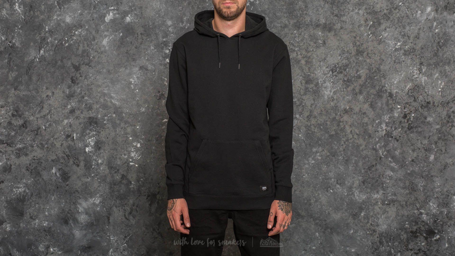 ab2a1246ae Vans Fairmount Pullover Hoodie Black