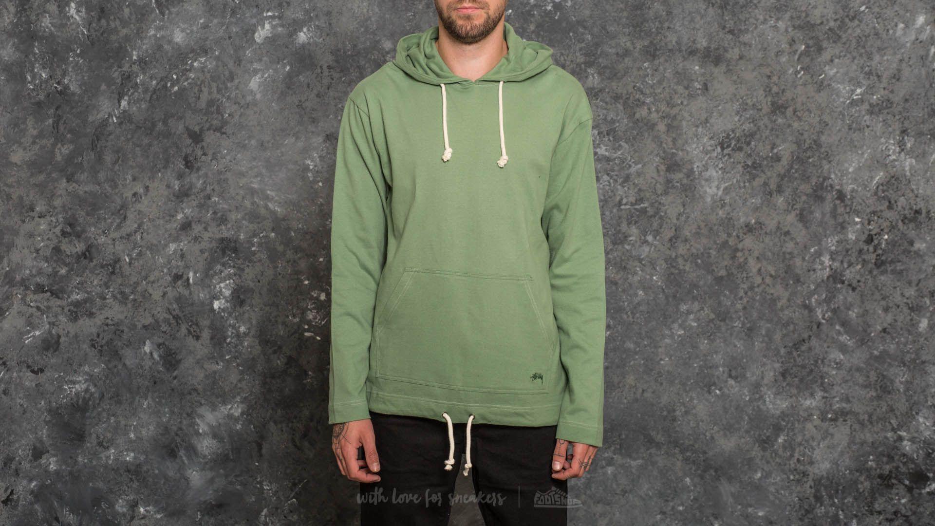 Stüssy O'Dyed Hoodie Green
