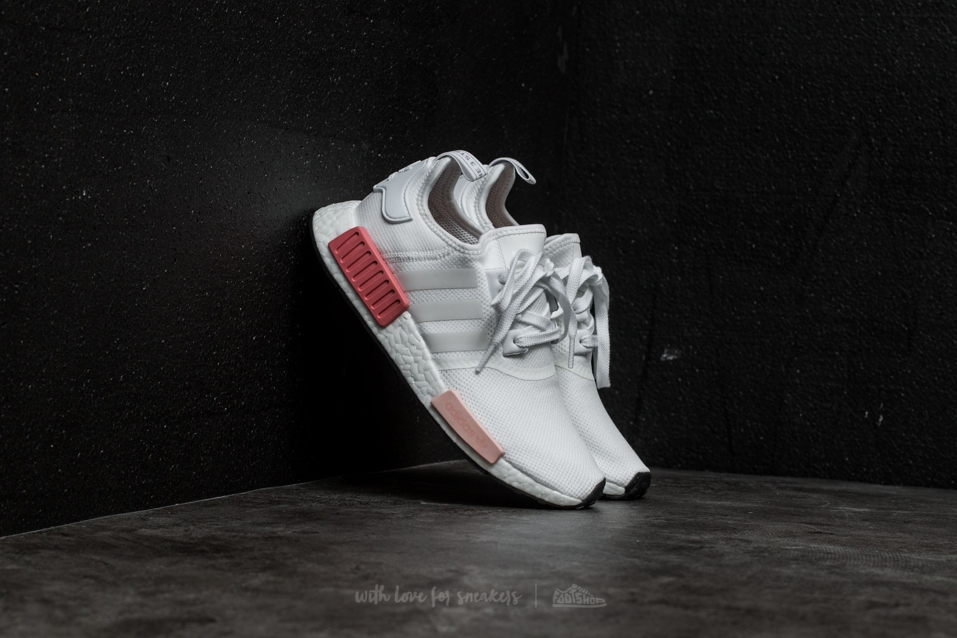 e911d1cc899f33 adidas NMD R1 W Ftw White  Ftw White  Icey Pink