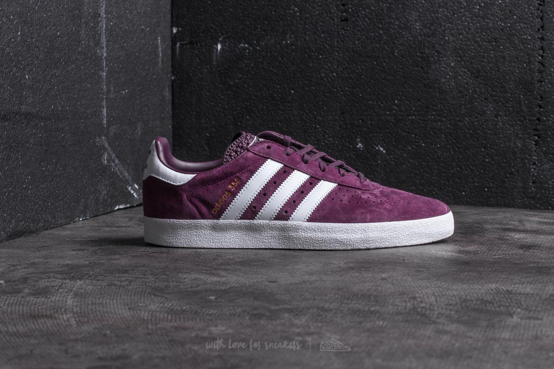 Adidas 350 Red Night Footwear White Gold Metalic | UrbanCity.pl