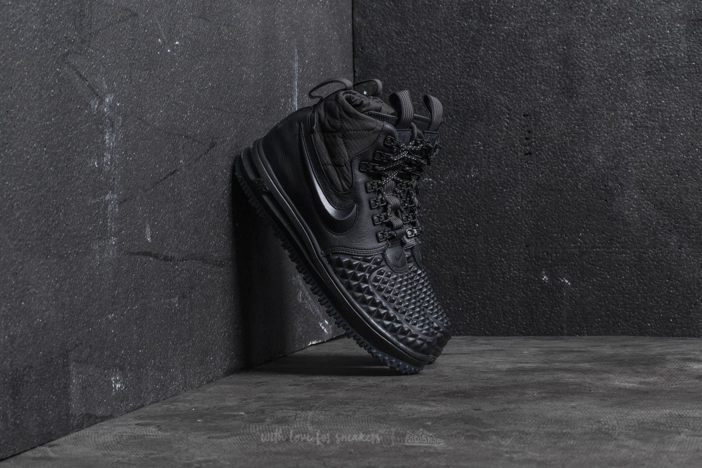 ecf72cc06aad Nike Lunar Force 1 Duckboot ´17 Black  Black-Anthracite