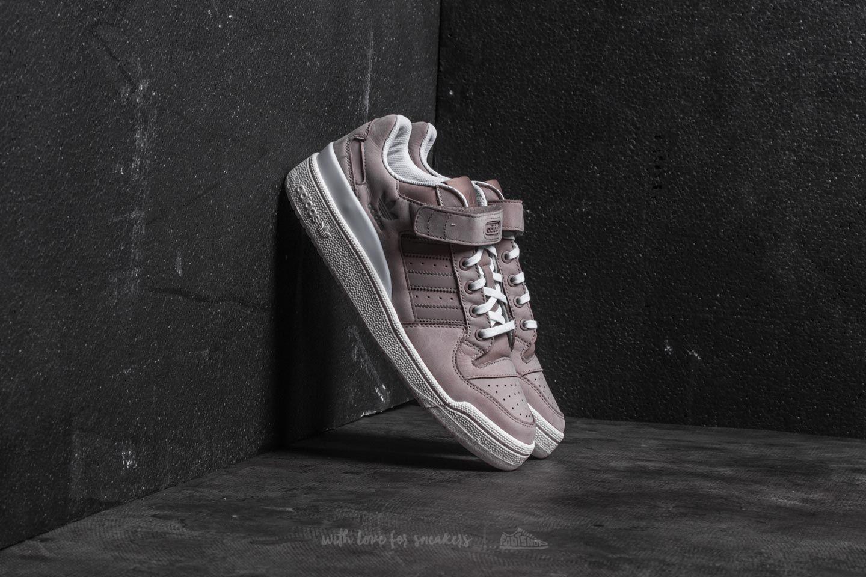 adidas Forum Low Vapour Grey  Chalk White  Ftw White  4b1dc363e