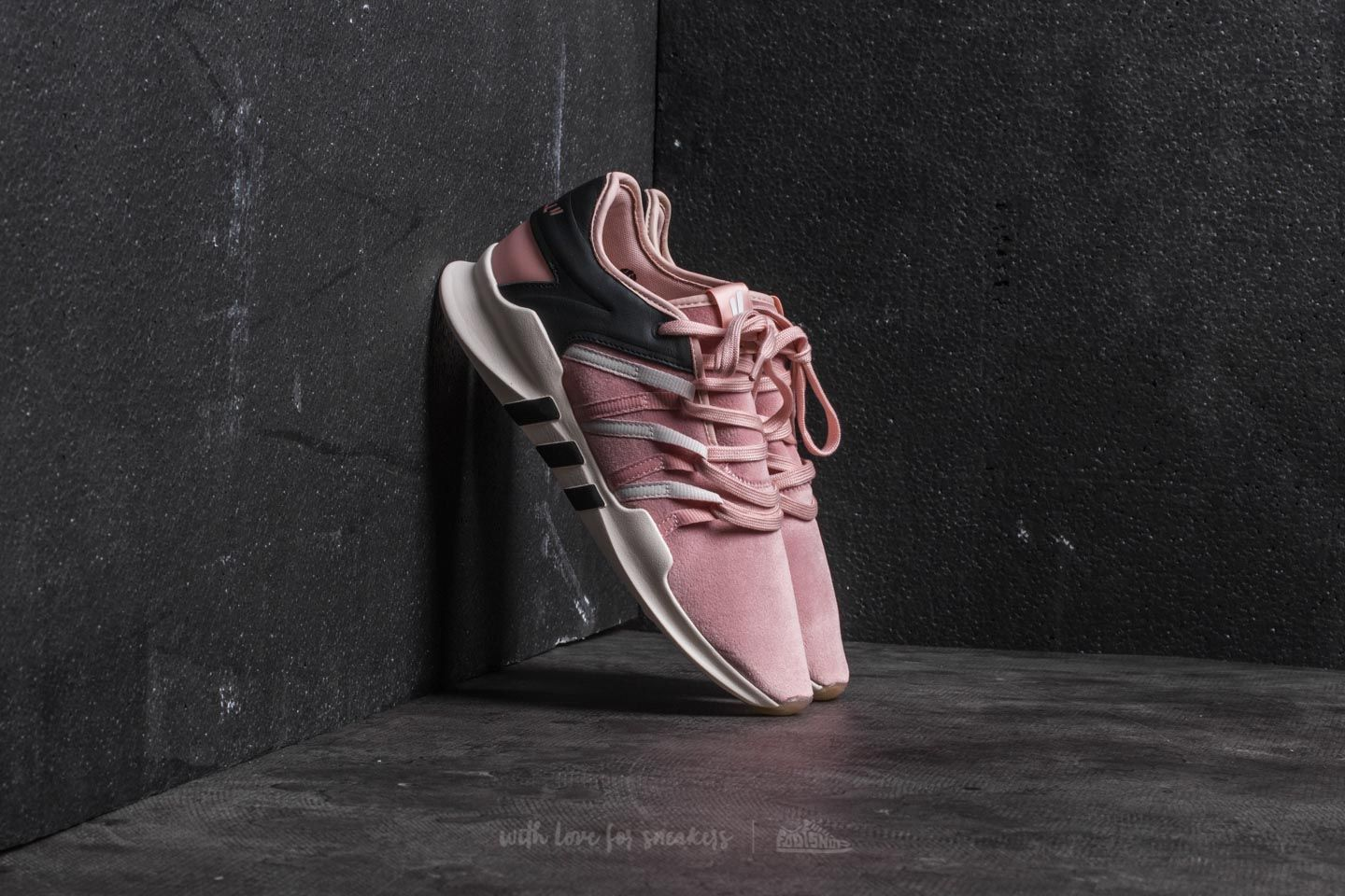 adidas Consortium x Overkill x Fruition Sneaker Exchange EQT Lacing ADV Vapour Pink/ Icey Pink/ Clear White