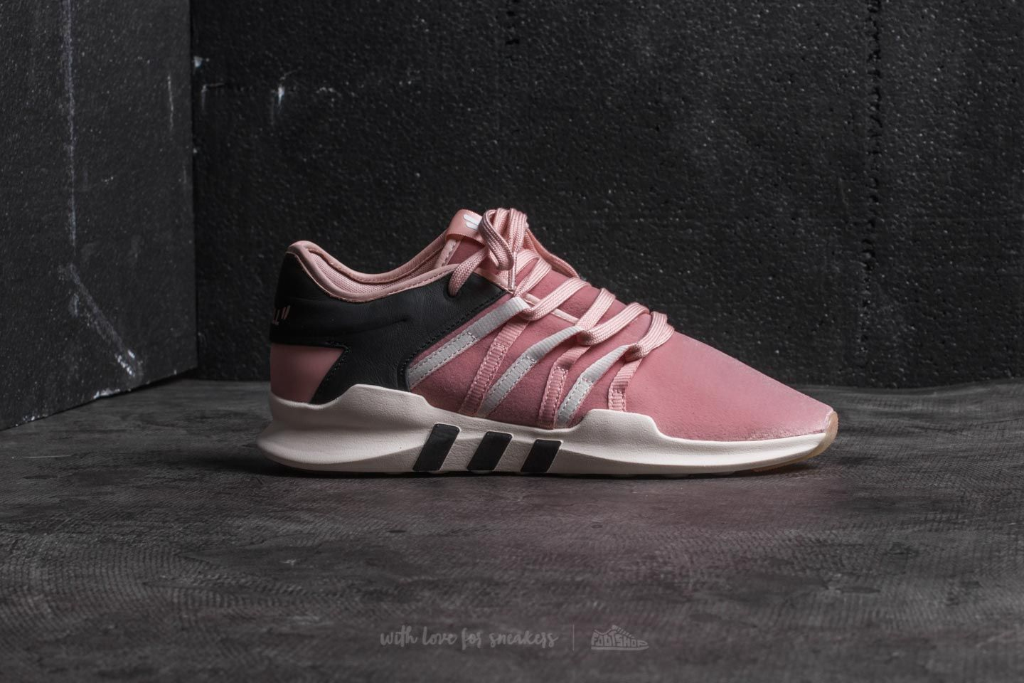 brand new 9aee5 6cdab adidas Consortium x Overkill x Fruition Sneaker Exchange EQT Lacing ADV  Vapour Pink Icey Pink
