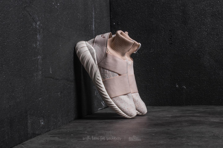 on sale a6037 cc7c0 adidas Consortium x Overkill x Fruition Sneaker Exchange Tubular Elastics  Linen Ftw White Clear