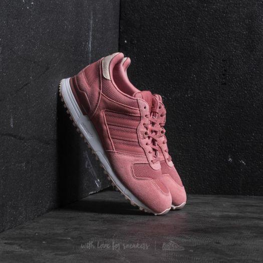 online store 629db c1b9f adidas ZX 700 W Raw Pink/ Raw Pink/ Linen | Footshop
