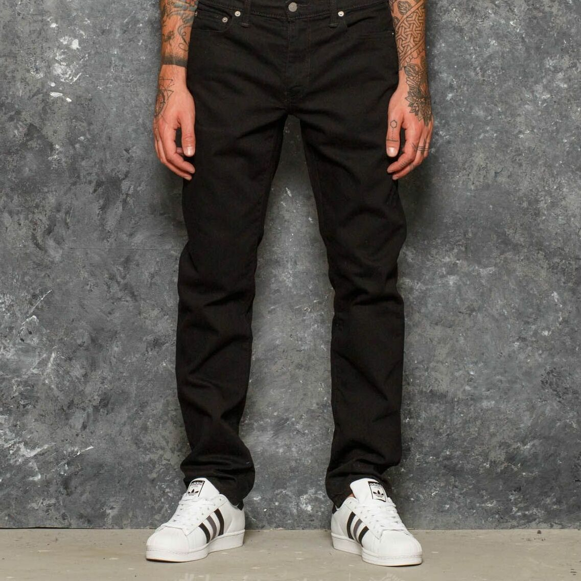 Levi's® 511 Slim Fit Jeans Nightshine, Black
