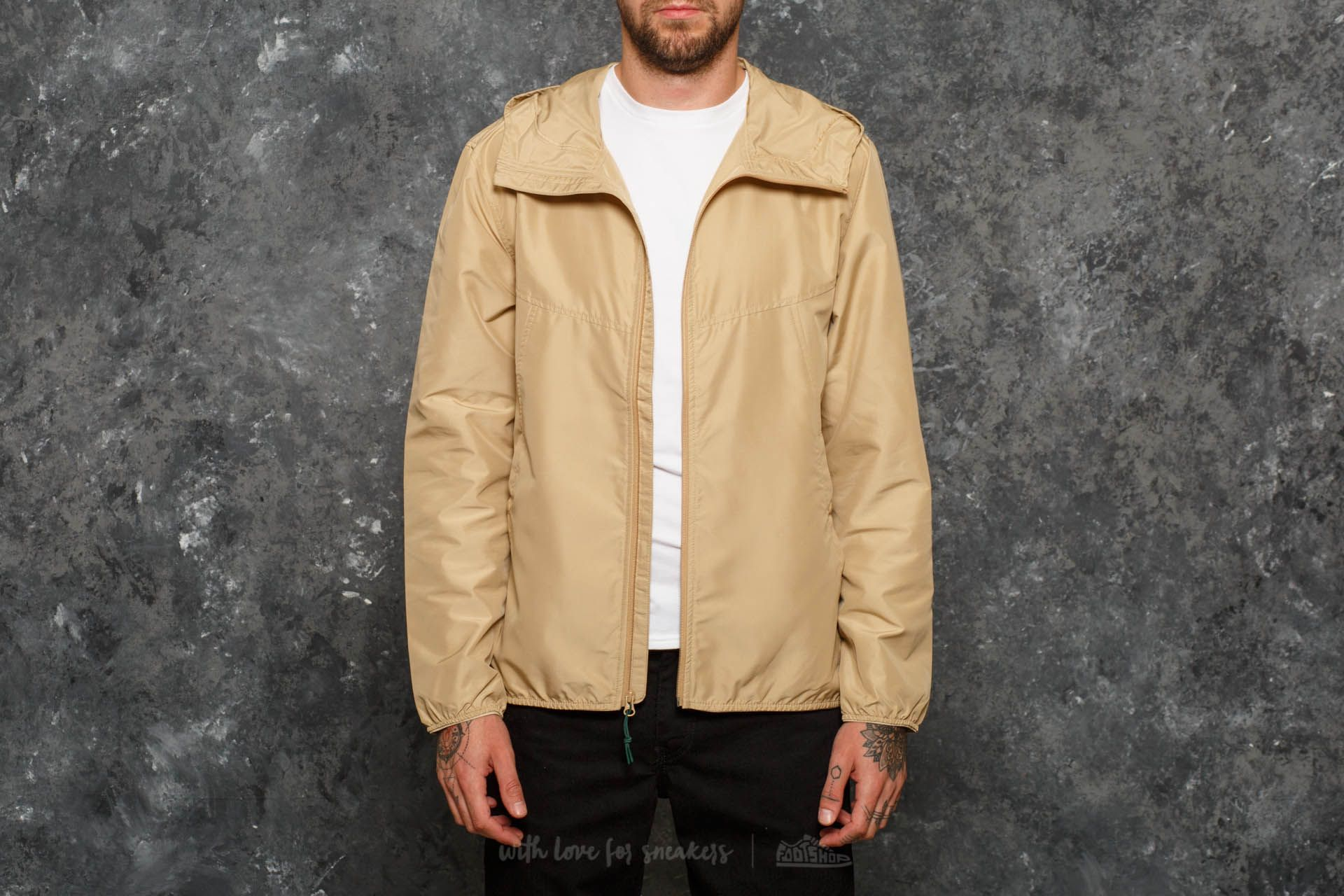 Herschel Supply Co. Voyage Wind Jacket Incense at a great price 46 € buy at Footshop