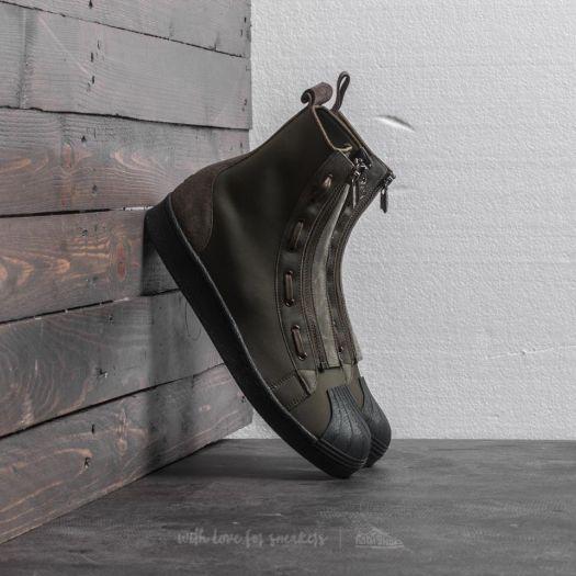 Men's shoes Y-3 Pro Zip Olive/ Black/ Black