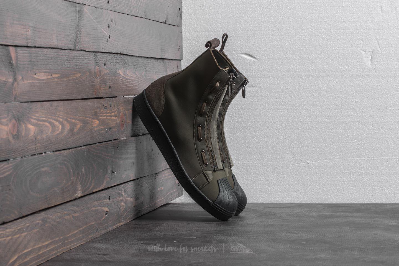 Chaussures et baskets homme Y-3 Pro Zip Olive/ Black/ Black