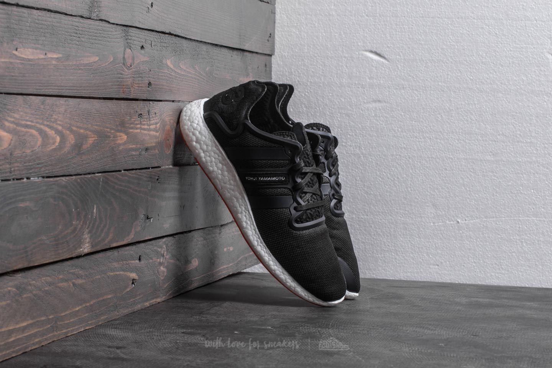 Y-3 Yohji Run Core Black  Core Black  Footwear White  554cca545