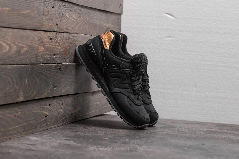 Women's shoes New Balance 574 Black