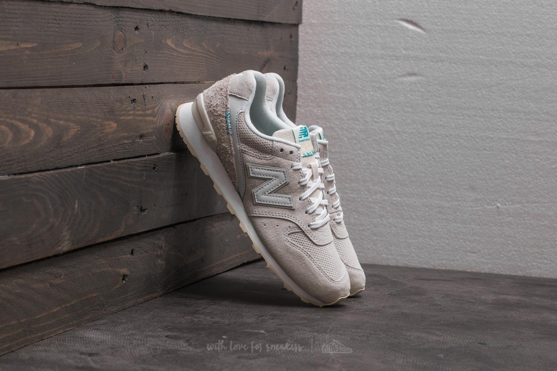 New Balance 996 Grey/ White