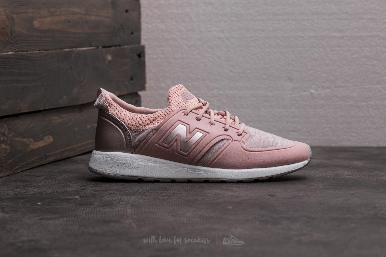 new balance 420 grey pink
