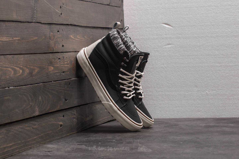 Vans SK8-Hi (MTE) Black  Marshmallow  1618cd15b19d