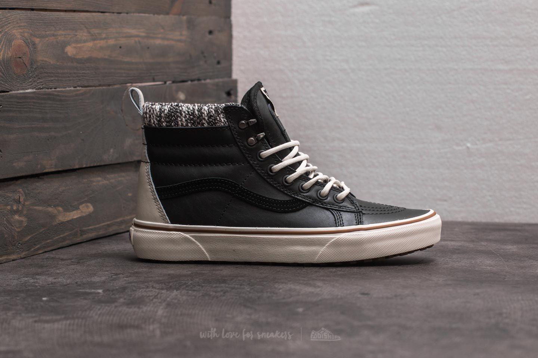 Vans SK8 Hi (MTE) Black Marshmallow | Footshop