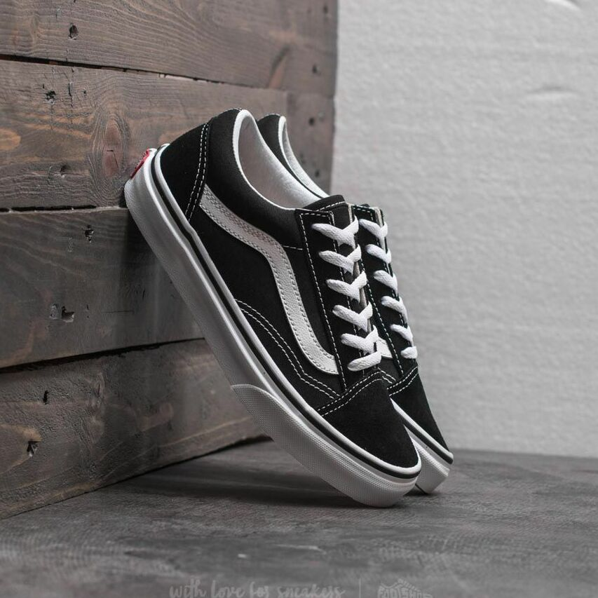Vans Old Skool Black/ True White EUR 32